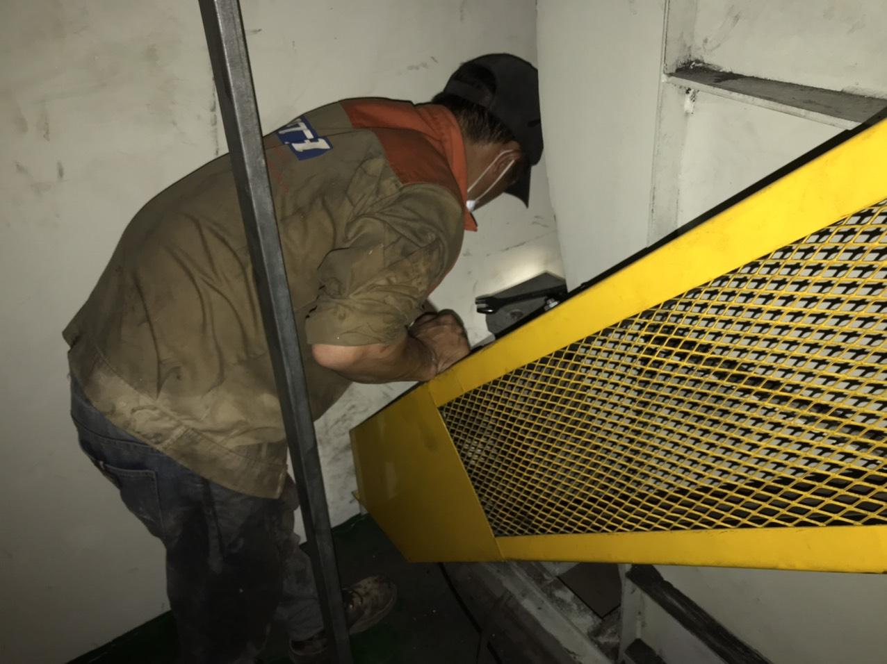 Dịch vụ sửa chữa quạt công nghiệp